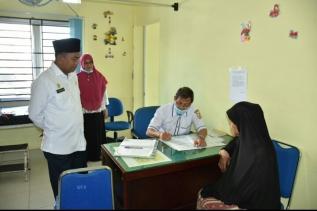 Wabub Darma Wijaya : Pemkab Sergai Akan Konsisten Bekerja Keras Mengakomodasi Layanan Kesehatan