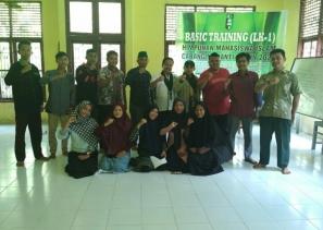 Mencetak Kader HMI Yang Kritis dan Berkualitas, HMI-MPO Cabang Meranti Gelar Basic Training
