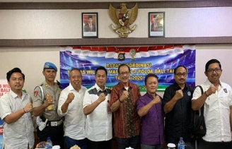 Polda Bali Bentuk Satgas Anti Mafia Bola Jelang Liga 1 2020