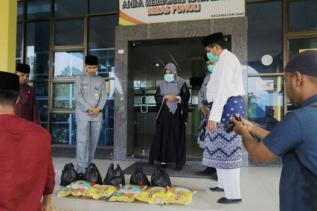 Ketua DPRD Siak Terinspirasi Kegiatan Bupati Galang Donasi