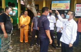 SD Negeri 118 Pekanbaru Terbakar Dilalap si Jago Merah
