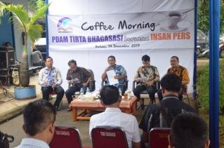 PDAM Targetkan Cakupan Pelayanan Air Bersih Capai 80 Persen Hingga 2022