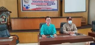 Laboratorium Balitbangkes Tutup, Sampel Swab Dari Aceh Tengah Dikirim Ke Jakarta