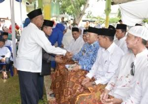 Kepala Daerah Sergai Kunjungi Halal Bihalal di Perbaungan dan Pantai Cermin