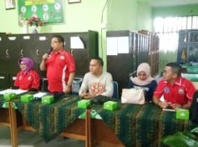 Fokan Riau Bekerjasama Disdik Kota Pekanbaru Sosialisasi Bahaya Narkoba