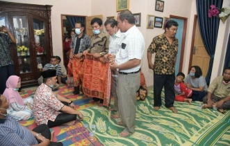 Persatuan Marga Sinaga Yakin Abi Bahrun Pembawa Perubahan Negeri Junjungan