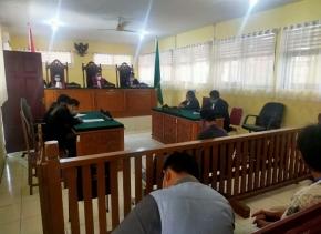 Dituntut 54 Bulan Penjara Oleh JPU, Supriyanto Akhirnya Divonis Bebas PN Rengat