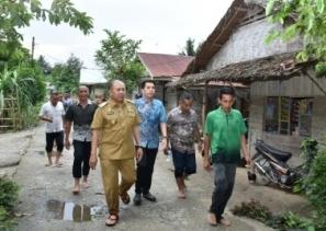 Bupati Sergai Bersama Ketua DPRD Tindak Lanjuti Aspirasi Masyarakat Manggis Serbajadi