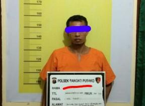 Pelaku Tindak Pidana Penggelapan Berhasil Ditangkap Polsek Bangko Pusako