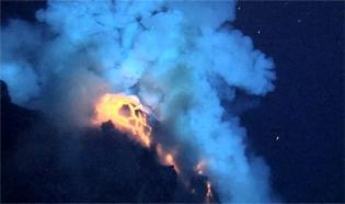Alquran dan Sains Jelaskan Munculnya Api di Dalam Lautan