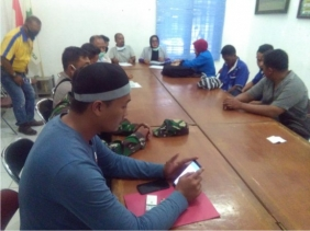 Perundingan Tripartit PT Padasa VS Buruh F SBSI Kampar Gagal, Kormaida Sebut Perusahaan Banci
