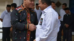 Brigjen Pol Faisal Abdul Naser Kunjungan Kerja ke Aceh Tengah