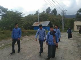 Bupati Tgk Sarkawi Kunjungi RSUD Munyang Kute Redelong, Inilah Hasilnya