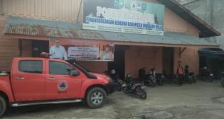 KPBD Inhu Siaga Dengan Curah Hujan Yang Berturut Turut Dalam Munggu Ini