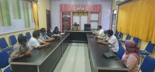 Kapolres Pimpin Rakor Penanggulangan Pasien Terpapar Covid-19 Bersama Pihak Rumah Sakit di Tebingtinggi