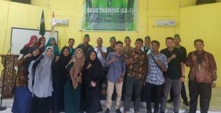 Penutupan Kegiatan Basic Training I di Hadiri Ketua DPD KNPI Meranti