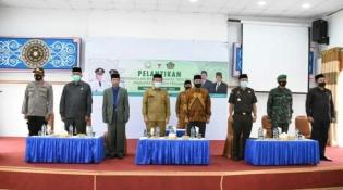Pelantikan Pengurus Perwakilan BWI Kabupaten Aceh Tengah