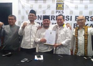 Maju di Pilkada Bekasi, Sutriyono Dapat Restu dari DPP