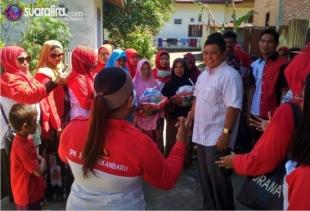 Jumat Barokah LIRA Dilanjutkan, Kali Ini Menyisir Kabupaten Kampar