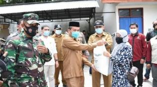 Aceh Tengah Mulai Salurkan Bansos Beras Untuk PKH