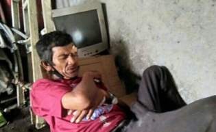 Diduga Dihajar 2 OTD, Pelipis Pengepul Kardus di Kepahiang Robek