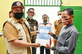 Sebelas Kecamatan Petani Sergai Terima Kartu Tani Tahap Pertama