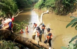 Cemaran Sungai, Pemkot Bekasi Tak Bisa Proses Hukum