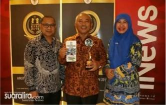 RSUD Kota Bekasi menerima penghargaan dari KPAI