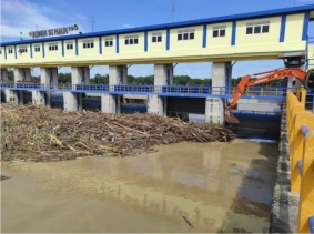 Pemko Tebingtinggi Lakukan Recovery Akibat Banjir Sungai Padang