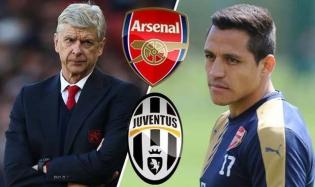 Juventus Ajukan Tawaran untuk Alexis Sanchez