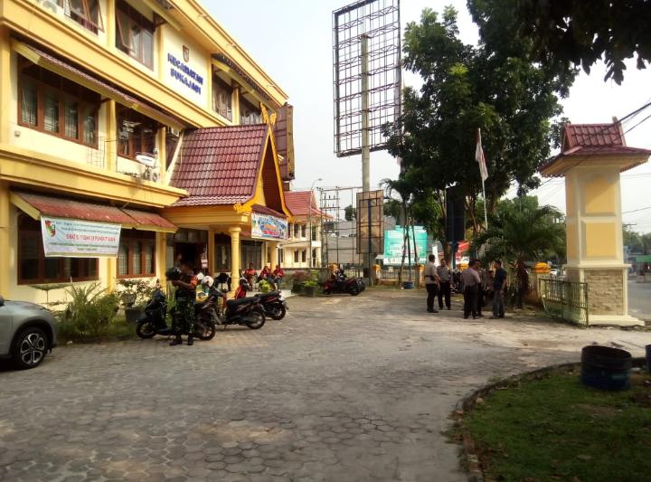 Persiapan Rapat Pleno Kecamatan Sukajadi