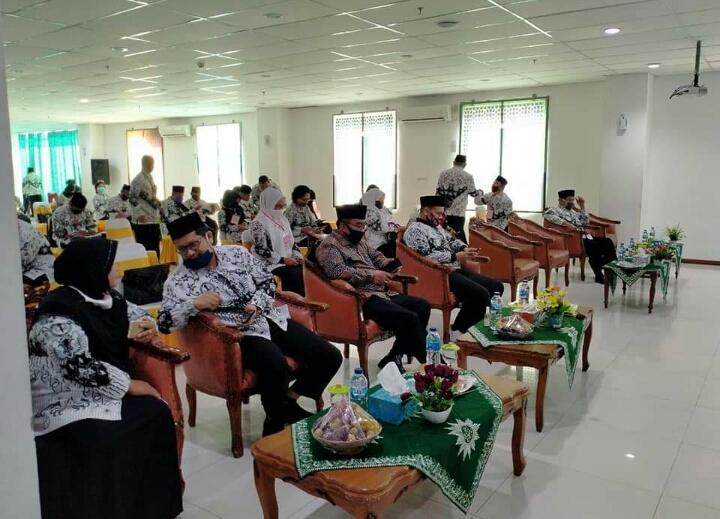 Kisruh, Konferensi PGRI Kota Pekanbaru ke X Tahun 2020 Akhirnya di Tunda