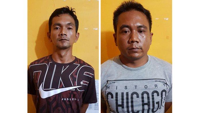 Dua Pelaku Curas di Maredan Berhasil Diciduk Polres Siak di Bengkalis