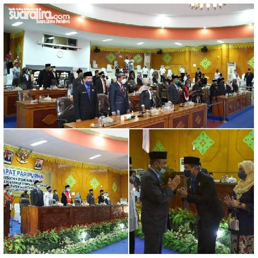 Rapat Paripurna DPRK Aceh Tamiang, Resmi Angkat M Nur Sebagai Wakil Ketua