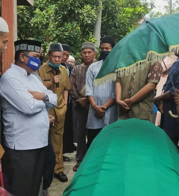Kabupaten Aceh Tamiang, Berduka Atas Kehilangan Tokoh Dunia Pendidikan