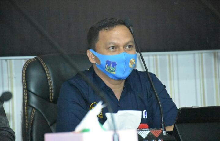 Kasus Konfirmasi Covid-19 di Tebingtinggi Menurun, Pemko Himbau Tetap Waspada