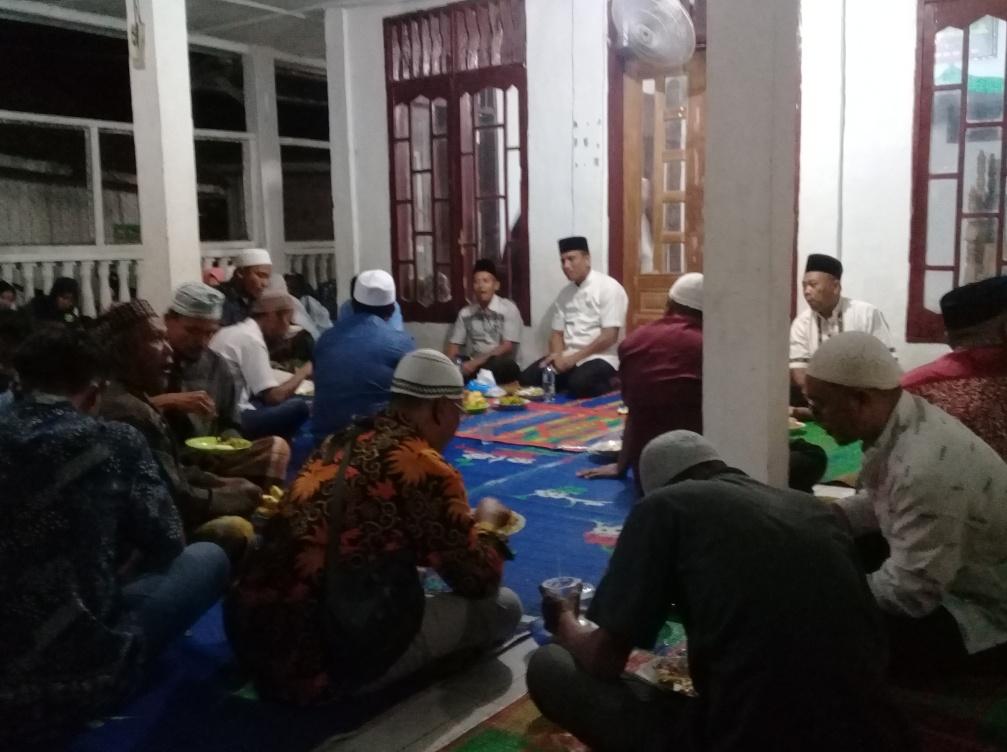 Tim XV Safari Ramadhan Pemkab Serdang Bedagai Kunjungi Masjid Nurul Iman  Desa Pama Kec.Silinda