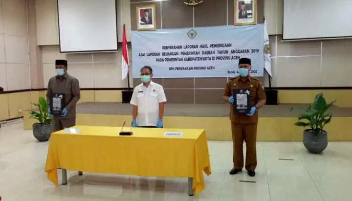 Aceh Tengah Raih WTP ke 11