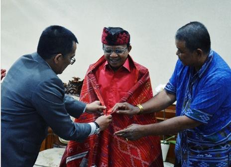 Gubernur Ingin Bali Terdepan Dalam Pengamalan Bhinneka Tunggal Ika