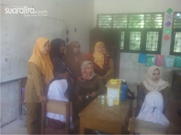 Kegiatan BIAS SDN 100780 Desa Sihopuk Baru Padang Lawas Utara