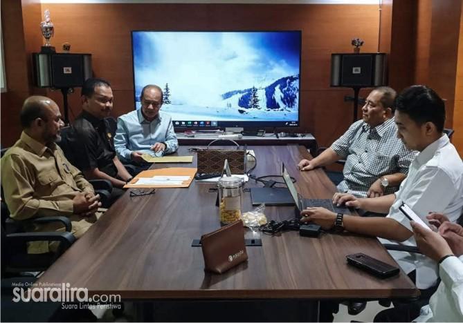 Pemkab Aceh Tamiang, Kembali Tindak Lanjuti Pemindahan Wilayah Hukum Kecamatan Manyak Payed