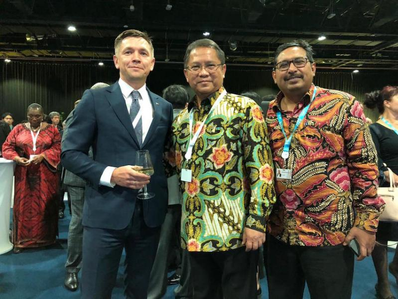Terpilih Jadi Anggota Dewan ITU, Indonesia Targetkan Transformasi TIK Global