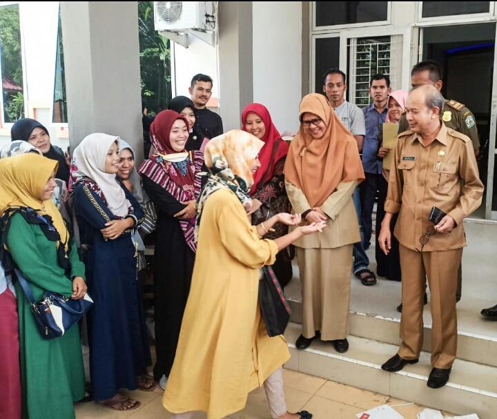 Penerimaan Pendaftaran CPNS Tahun 2019 Di Aceh Tamiang, Diperpanjang