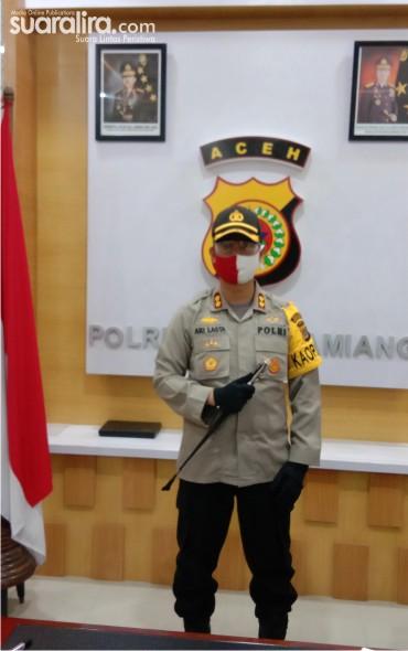 Peringati Hari Bhayangkara Ke 74 Tahun 2020, Polres Aceh Tamiang Gelar Lomba Tulis