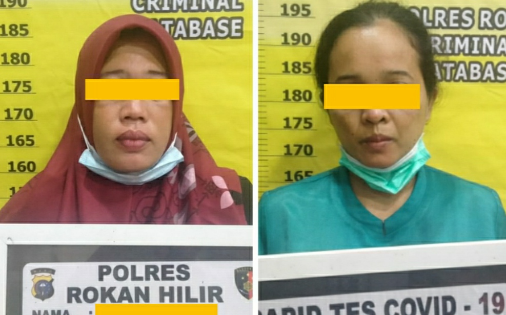 Polres Rohil OTT Dua PNS, Diduga Lakukan Pungli Terkait Pengurusan Permohonan UMKM