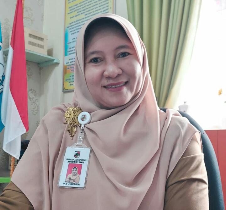 SMP Negeri 24 Pekanbaru Kembali Belajar Secara Tatap Muka, Sesuai Protokol Kesehatan