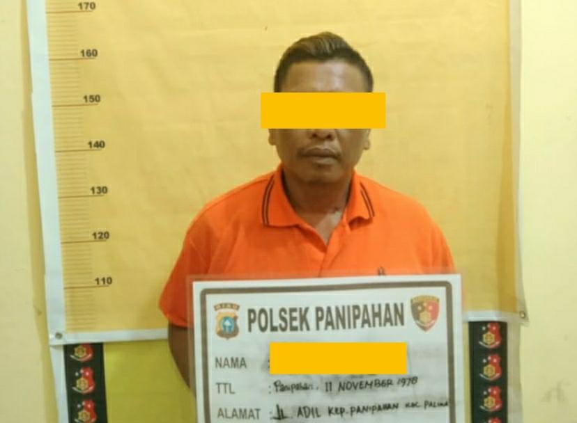 Diduga Lakukan Pemerasan, Seorang Pria Diamankan Polsek Panipahan