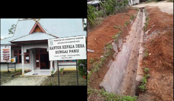 Mantan Kades Trans Sungai Paku Diduga Selewengkan Dana Desa dan Maju Jadi Caleg