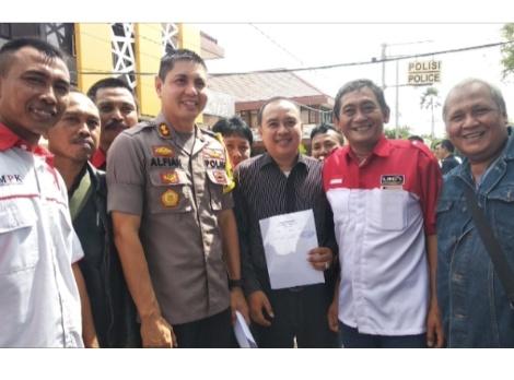 Gabungan LSM Probolinggo Adukan Aliansi Mahasiswa