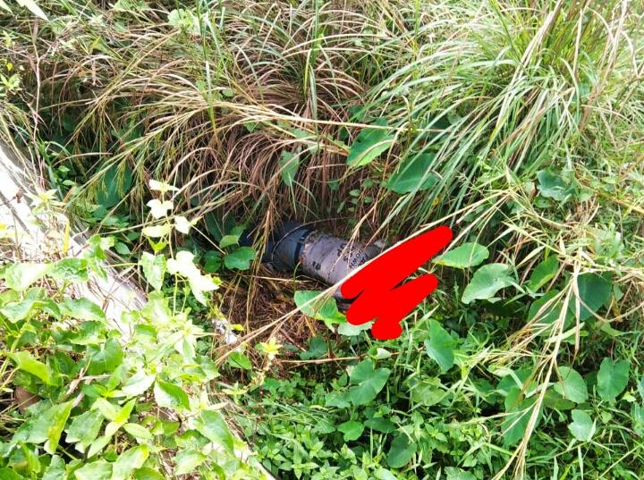 Penemuan Mayat Seorang Pria di Area Jembatan Jalan Parit Indah